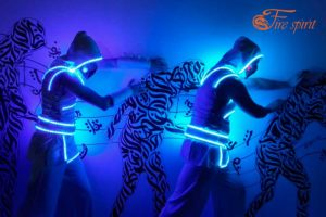 LED костюм фото 4