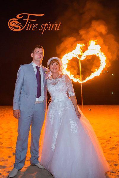 Огненное сердце фото 1