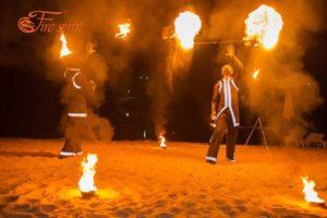 Огненное шоу 2 артиста фото