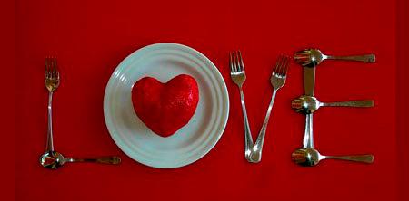 Блюда к 14 февраля 1
