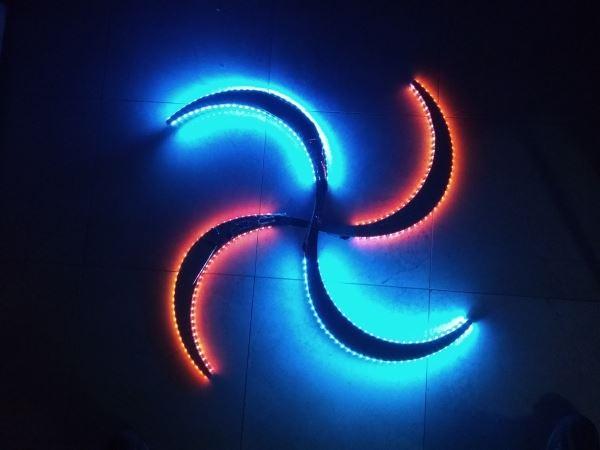 Светодиодные бугенги фото 1