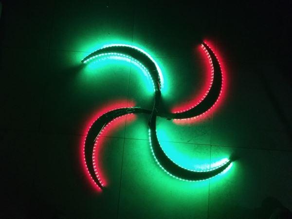 Светодиодные бугенги фото 2