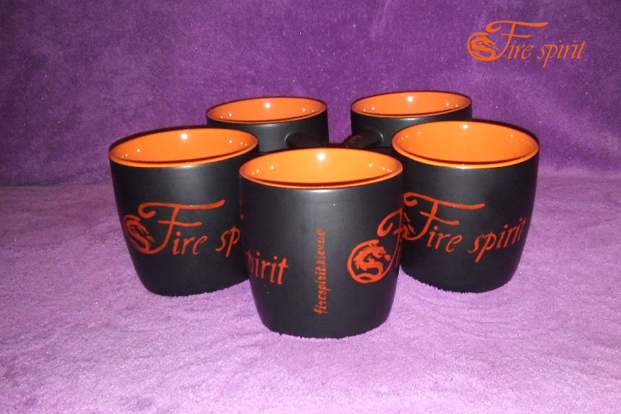 Чашки Fire Spirit фото 4