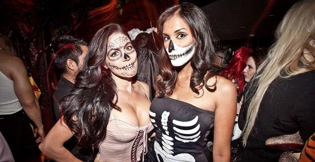 Halloween вечеринка