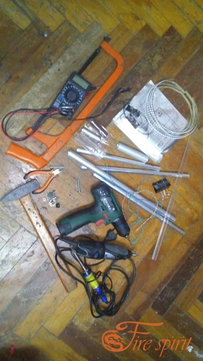 Инструменты фото 1