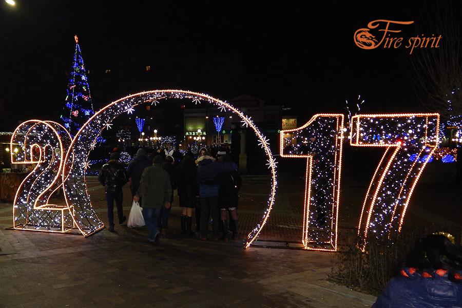 Новы Год 2017 в Ирпене фото 3