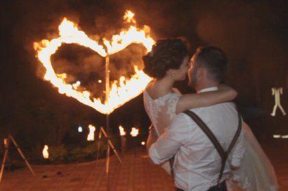 Огненное сердце Fire Spirit