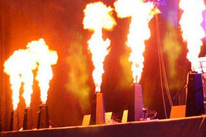 Заказать генераторы огня от Fire Spirit