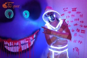 LED костюм фото 3