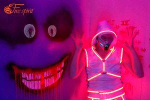 LED костюм фото 2