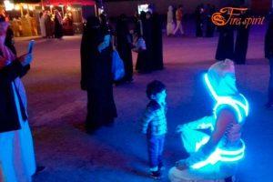 Световые костюмы фото 3
