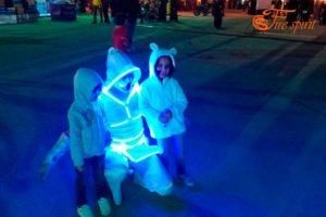 Световые костюмы фото 4