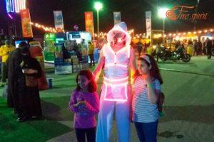 LED костюм фото 1