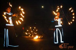 Огненное шоу фото 1