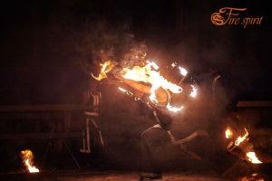 Огненное шоу фото 10