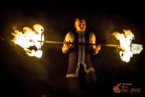 Огненное шоу фото 2
