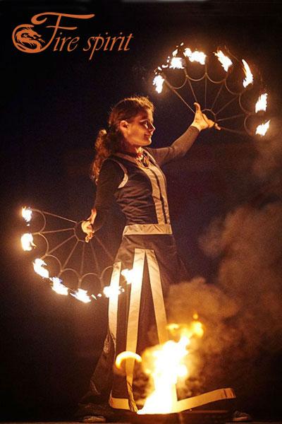 Тоня Fire Spirit