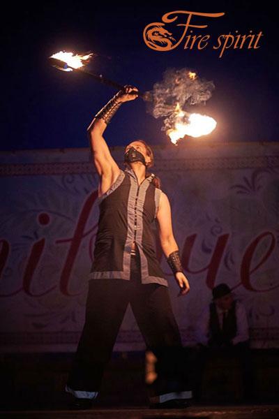 Антон Fire Spirit