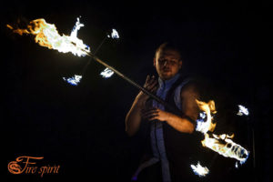 Огненное шоу фото 4