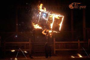Огненное шоу фото 5