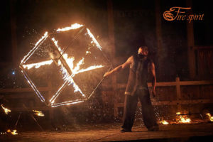 Огненное шоу фото 6
