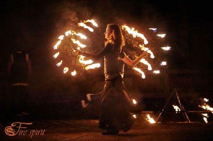 Заказать огненное шоу от Fire Spirit