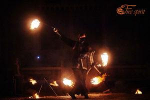 Огненное шоу фото 8