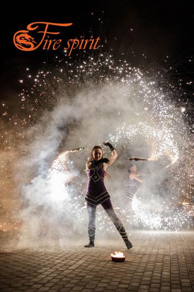 Огненное шоу в Мариуполе фото 12