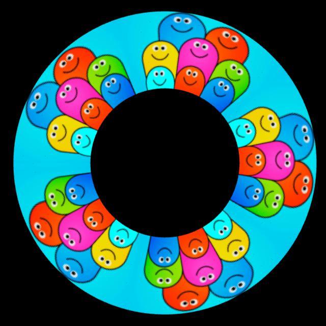 Пиксельное шоу на детский праздник фото 7