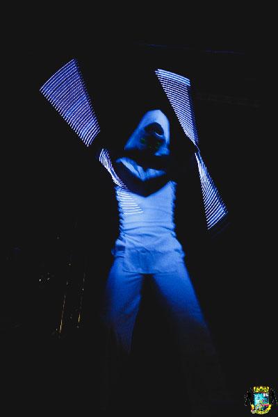 Пиксельное шоу в Малине фото 10