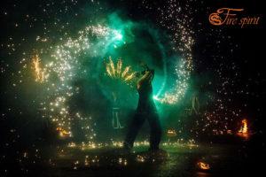 Пиротехническое шоу от Fire Spirit фото 1