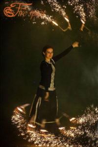 Пиротехническое шоу от Fire Spirit фото 11