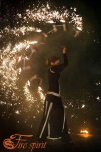 Пиротехническое шоу от Fire Spirit фото 12