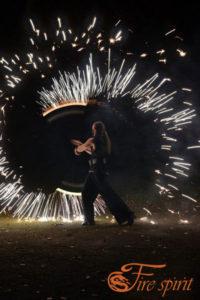 Пиротехническое шоу от Fire Spirit фото 13