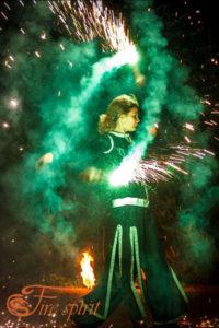 Пиротехническое шоу от Fire Spirit фото 14