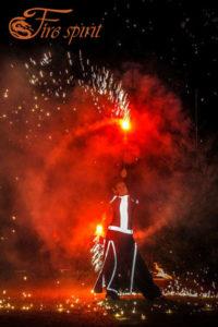 Пиротехническое шоу от Fire Spirit фото 16