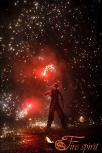 Пиротехническое шоу от Fire Spirit фото 17
