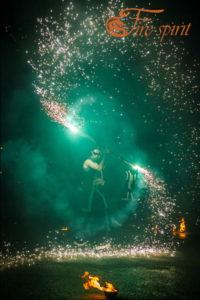 Пиротехническое шоу от Fire Spirit фото 18