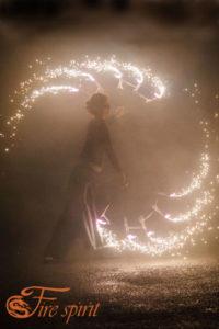 Пиротехническое шоу от Fire Spirit фото 19