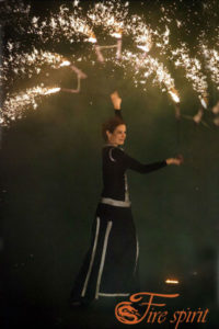 Пиротехническое шоу от Fire Spirit фото 20