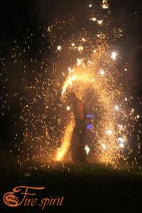 Пиротехническое шоу от Fire Spirit фото 22