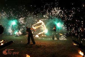 Пиротехническое шоу от Fire Spirit фото 4