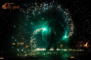 Пиротехническое шоу от Fire Spirit фото 5