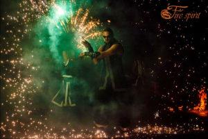Пиротехническое шоу от Fire Spirit фото 6