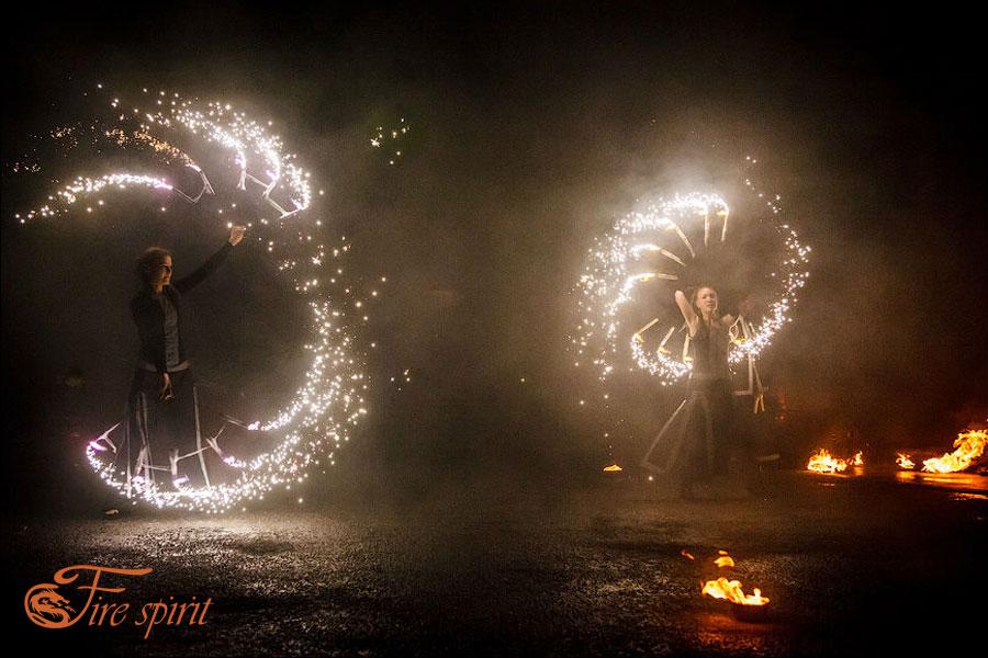 Пиротехническое шоу от Fire Spirit фото 7