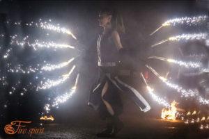 Пиротехническое шоу от Fire Spirit фото 8