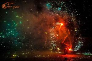 Пиротехническое шоу от Fire Spirit фото 9