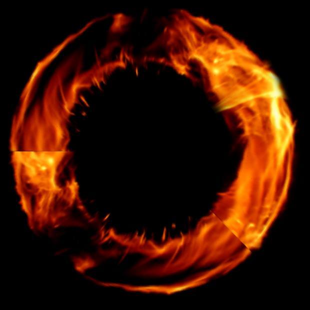 Огонь 3